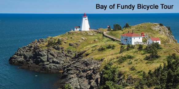 Bay of Fundy Bicycle Tour