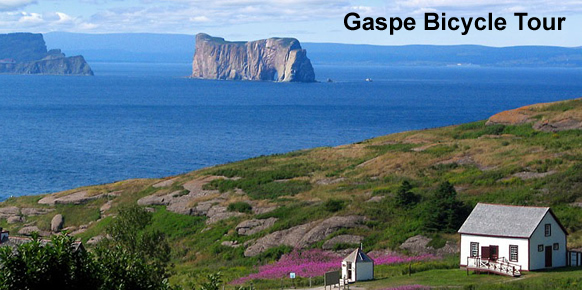 Gaspe Bicycle Tour Bicycle Tourr